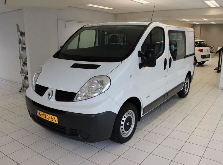 Renault Trafic 2.0DCI 115PK AUTOMAAT 2X SCHUIFDEUR AIRCO PDC