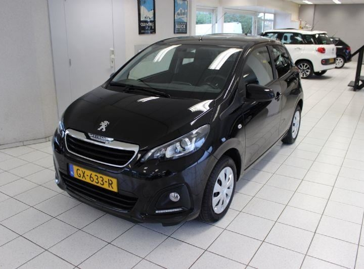 Peugeot 108 1.0eVTi 5DRS BLUE LEASE AIRCO CRUISE BLUETOOTH