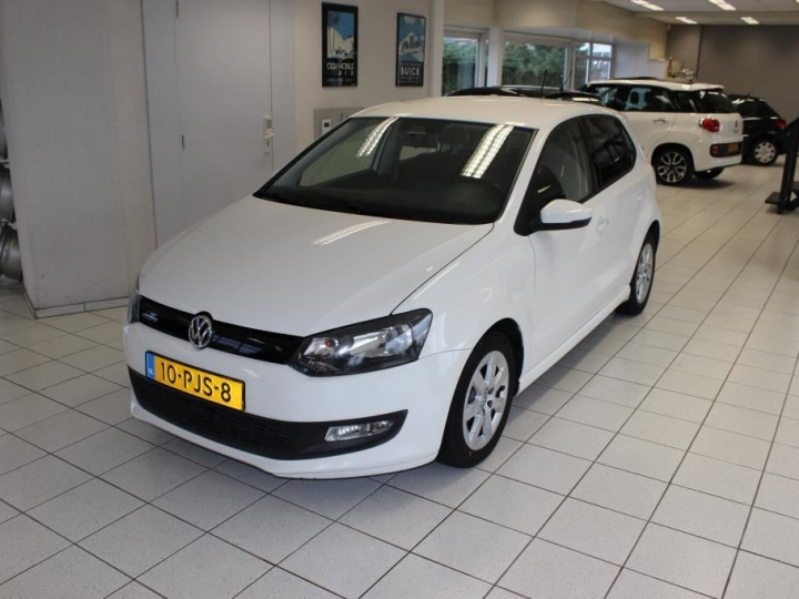 Volkswagen Polo 1.2 TDI BlueMotion Comfortline Airco
